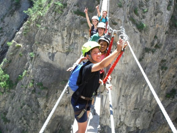 childrens holiday activities french alps