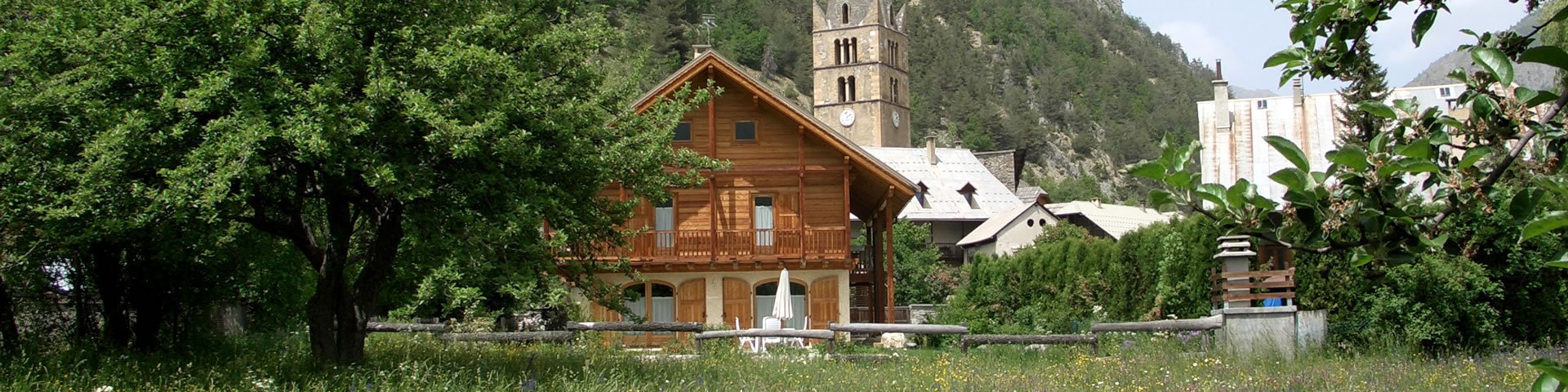 chalet chabrand accommodation french alps