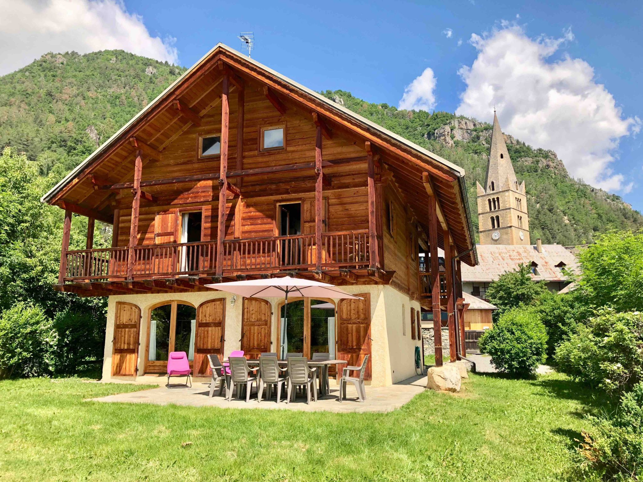 Chalet Chabrand Vallouise