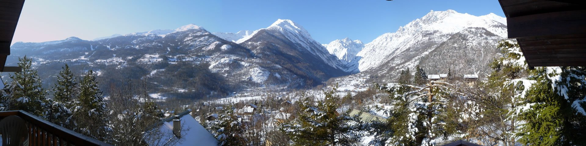 chalet ailefroide self catering accommodation in french alps