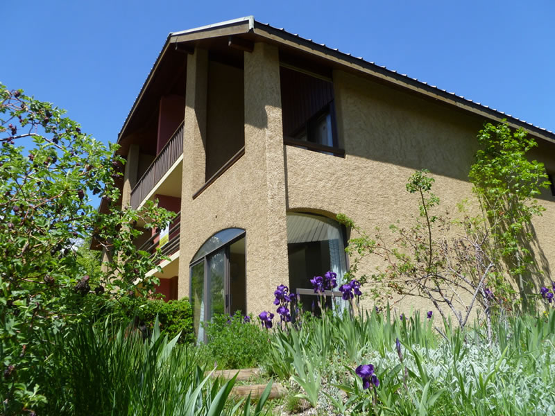 Les Valerianes self catering apartment is in Vallouise La Casse