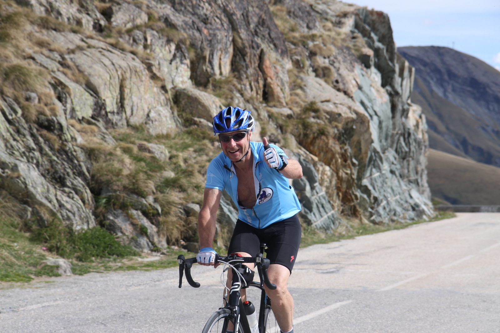 jerry gore road biking