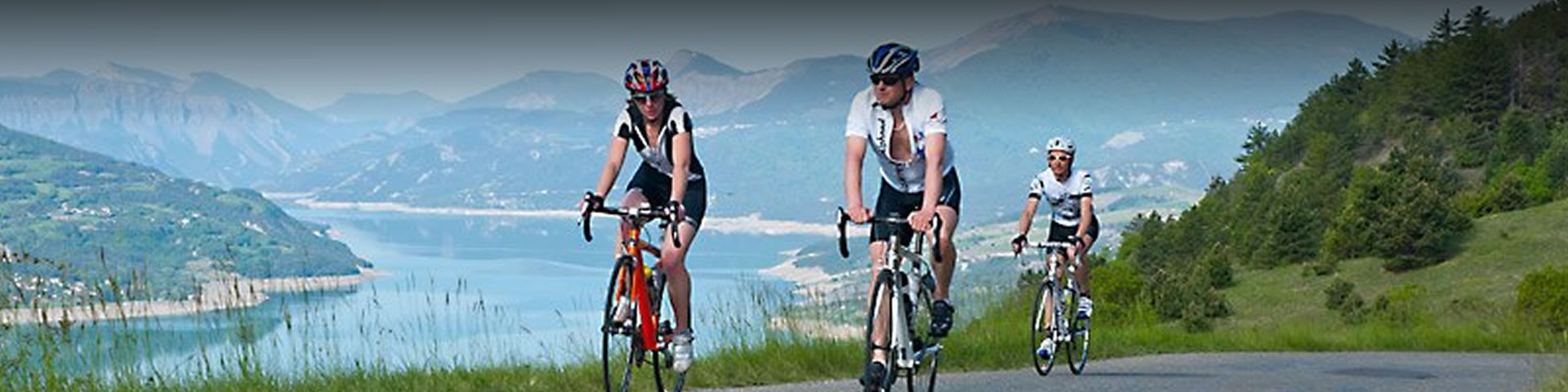 Road cycling holiday accommodation in the Southern French Alps