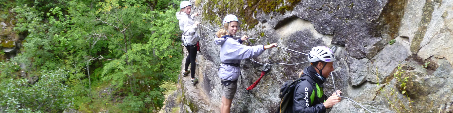 Activity courses in the Southern French Alps